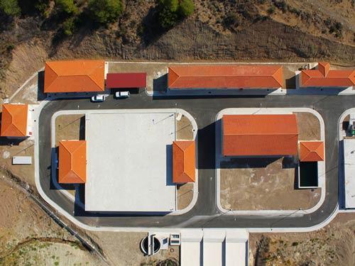Μελέτη & κατασκευή διυλιστηρίου Κανναβιούς -Κύπρος