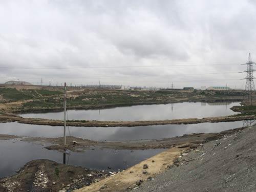 Closure And Rehabilitation of Balakhani  Landfill|Construction of New Landfill Cells Within Balakhani Landfill