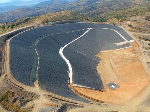 Sanitary Landfill Site of Northeastern Attica in 'Mavro Vouno' Site of Grammatikos