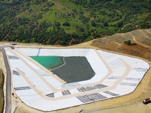 Construction of Sanitary Landfill Site of the 1st Managerial Area, Prefecture of Ioannina, Region of Epirus