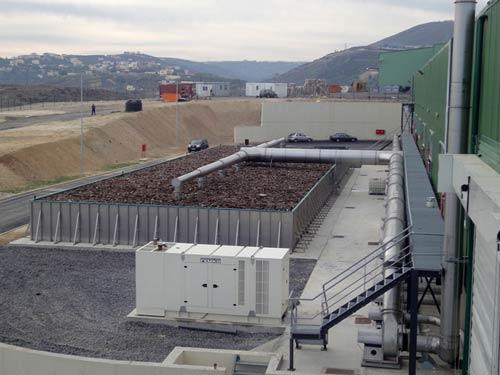 Solid Waste Pre-treatment Plant Herakleio Crete
