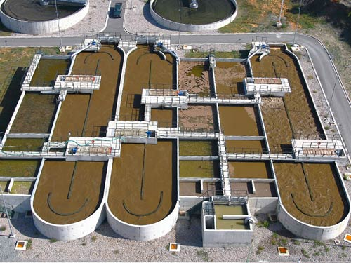 Design, Construction and Operation of the Wastewater Treatment Plant in the Municipality of Grevena